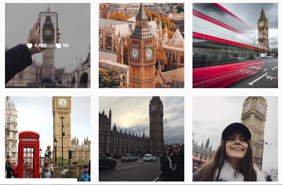 11 hacks to become Instagram famous location tagging
