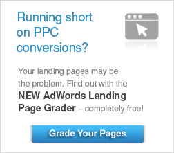 Grade Your AdWords Landing Pages