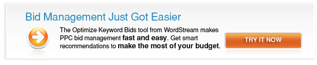Best AdWords Bid Management