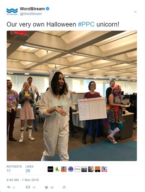 Company Culture Tweets