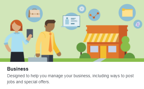 How to create the ultimate facebook business page wordstream facebook business template for managing posts accmission Image collections