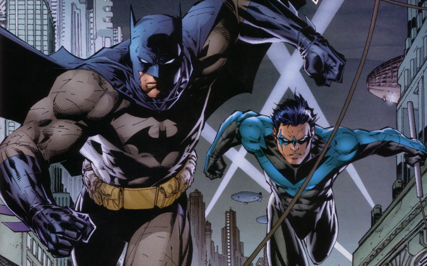 How to write a case study Batman and Nightwing
