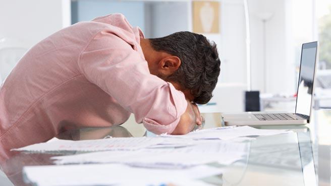 Content marketing challenges burnout