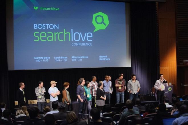 Digital marketing conferences SearchLove Boston 2015