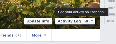 Disable Facebook Graph Search
