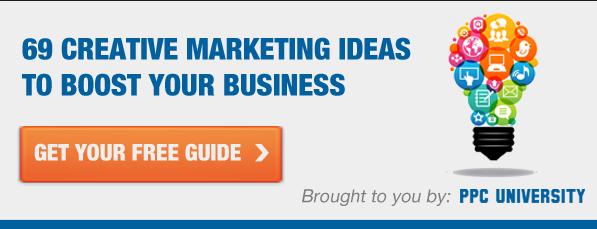 69 creative marketing ideas ad