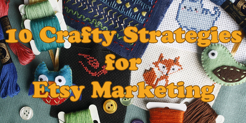 Etsy marketing
