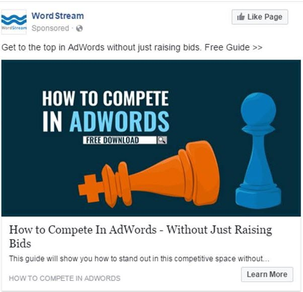Facebook Ad Copy Testing Fails