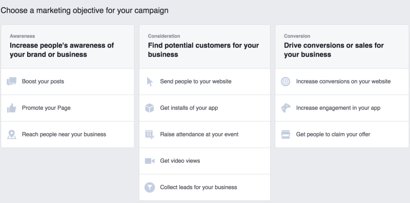 facebook marketing ideas for local businesses