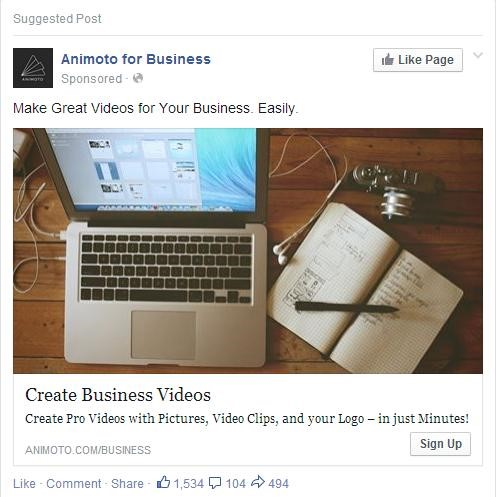 Facebook algorithm hacks ads