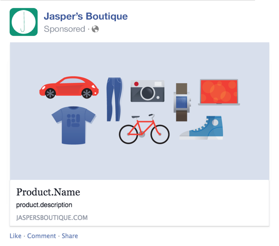 Facebook product ads what you need to know dynamic facebook product ads maxwellsz