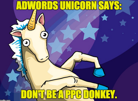 adwords unicorn facebook ads