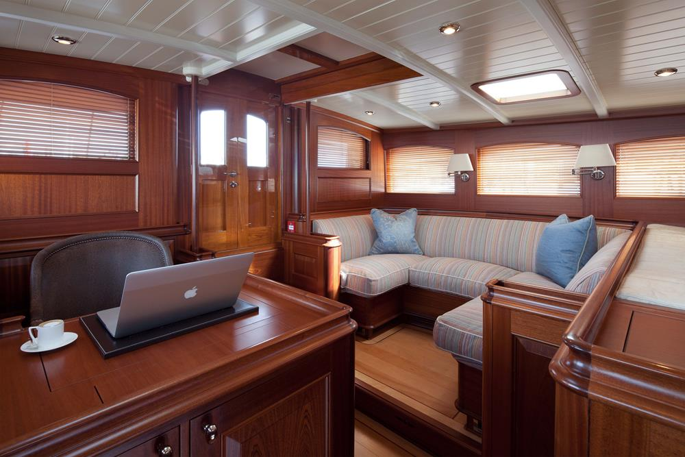 Freelancer's guide to taxes home office on a yacht