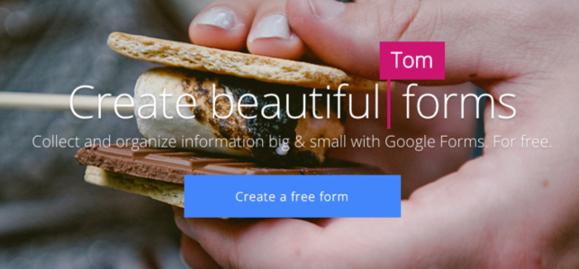 google form tools