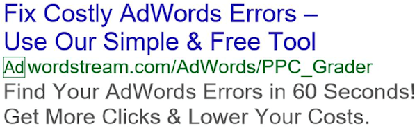 expanded text ad example