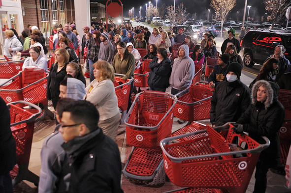 Holiday marketing tips Target lines