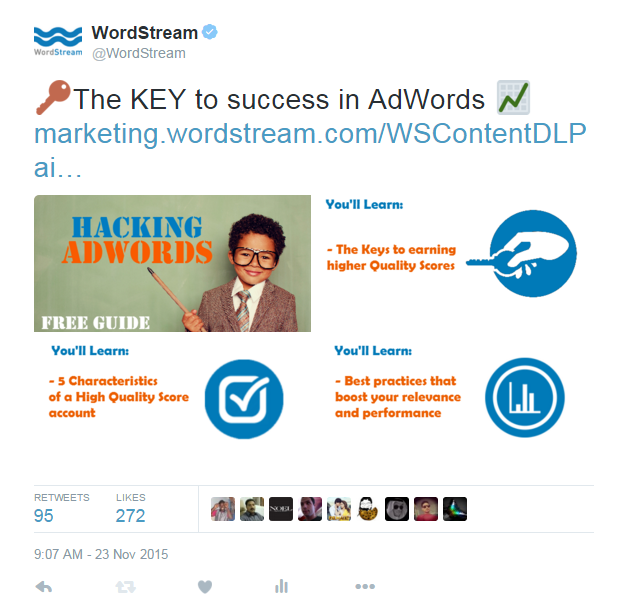 How to create Facebook ads Twitter carousel example