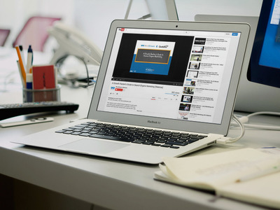 How to do a webinar WordStream webinar on Apple laptop