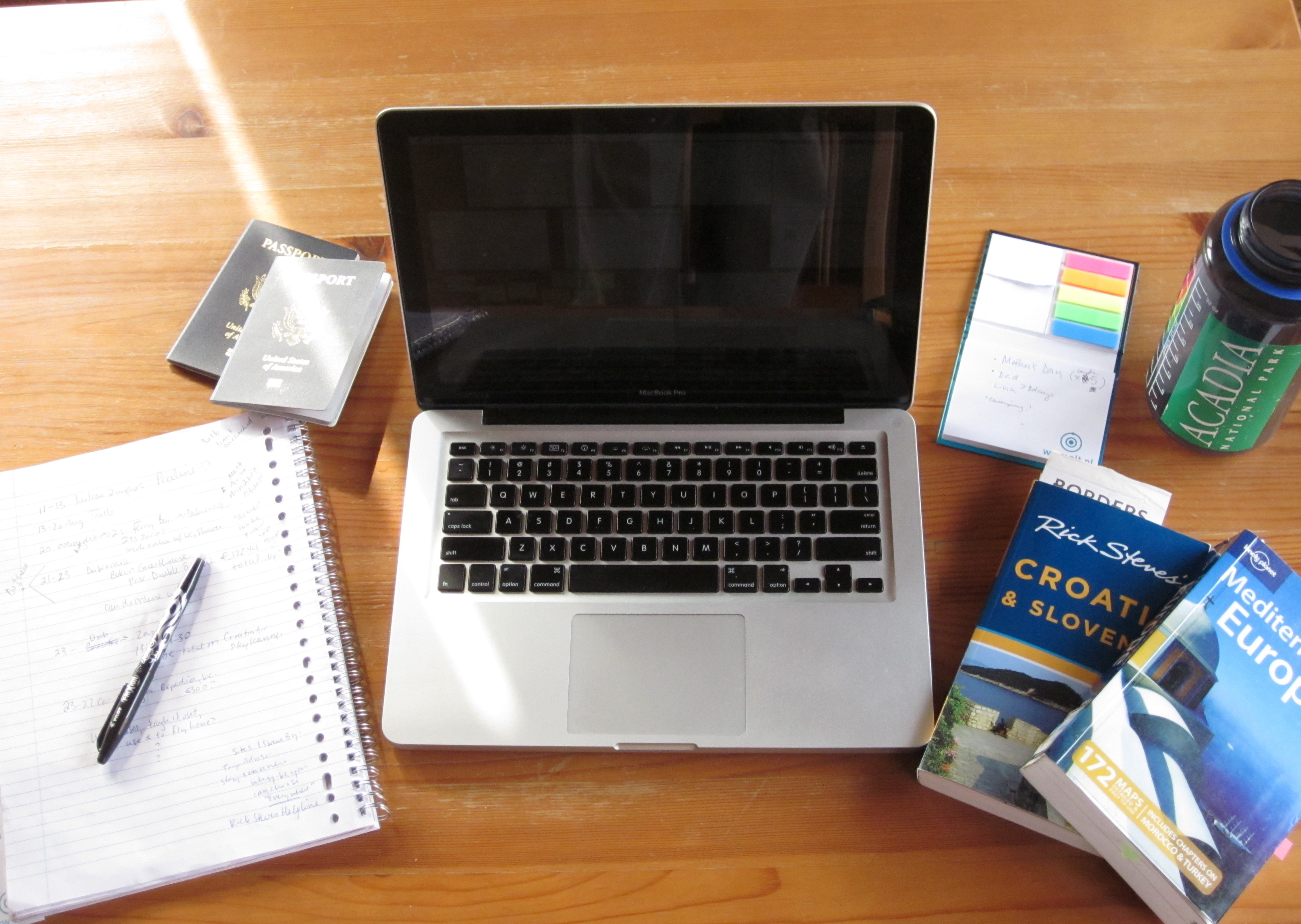 How to write a blog post research