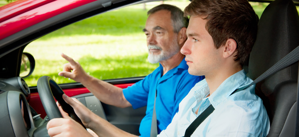How to write a blog post student driving