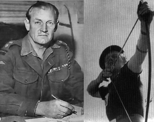 "How to write introductions Captain ""Mad Jack"" Churchill"