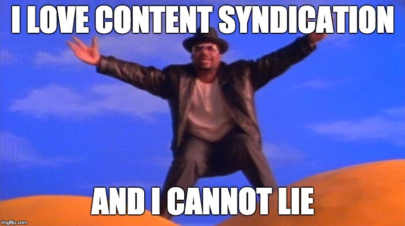 content syndication strategy