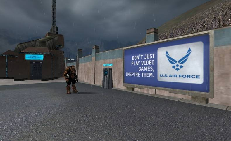In Game Advertising