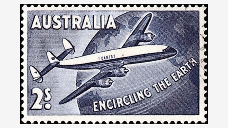 Instagram giveaways Air Mail stamp Australia