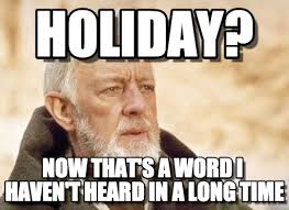 International AdWords international holidays Obi Wan meme