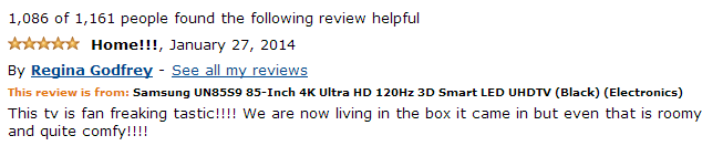 joke amazon reviews
