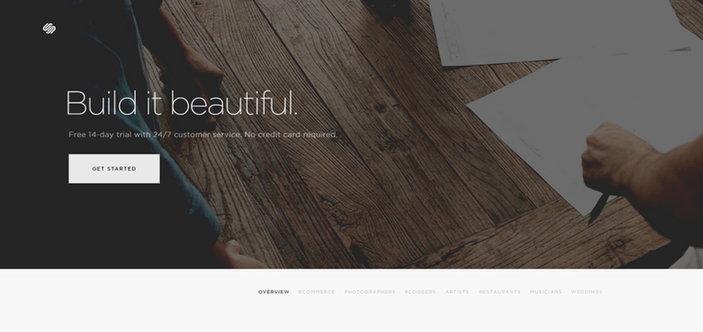 Landing page ideas repeat yourself