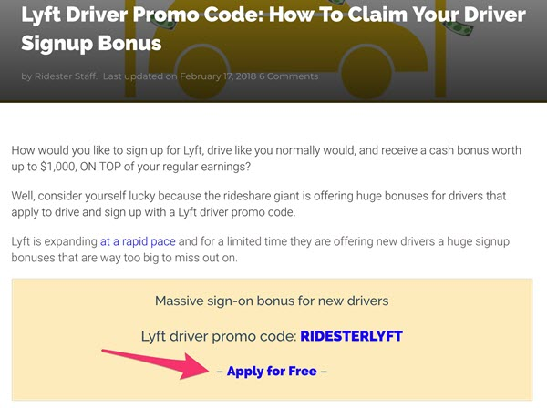 rideshare direct response marketing techniques