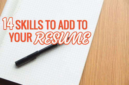 14 Marketing Skills to Add to Your Resume This Year | WordStream