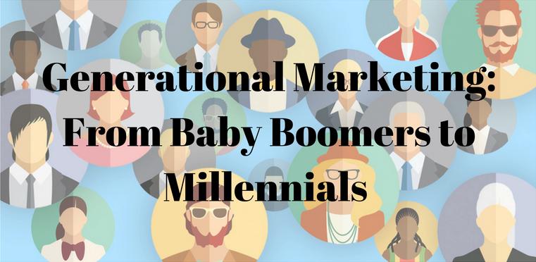 Generational Marketing Tactics