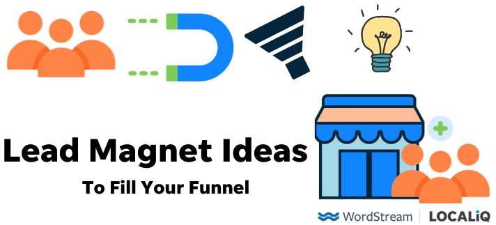 magnet attracting leads to a funnel