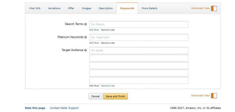 amazon-keyword-research-seller-account-backend