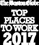 Boston Globe Top Places to Work 2017
