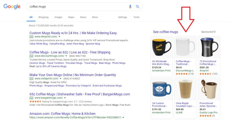 ecommerce-ppc-google-desktop-serp