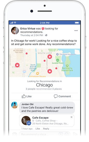 recommendation-comment-facebook-local-businesses