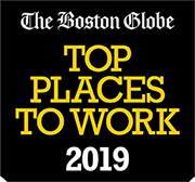 Boston Globe Top Places to Work 2019
