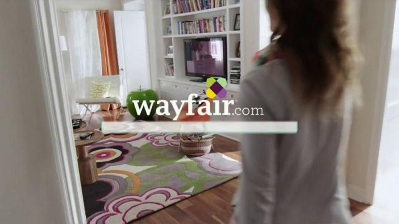 Wayfair advertisement