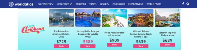 google-display-ads-cheap-caribbean