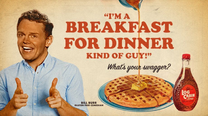 bill burr podcast ad extraordinaire