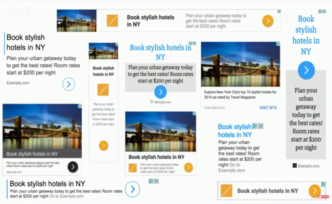 Responsive Display Ads Are Replacing Legacy Display Ads: Here's What That Means