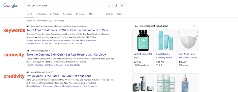 how to stand out from competitors on google-google ads