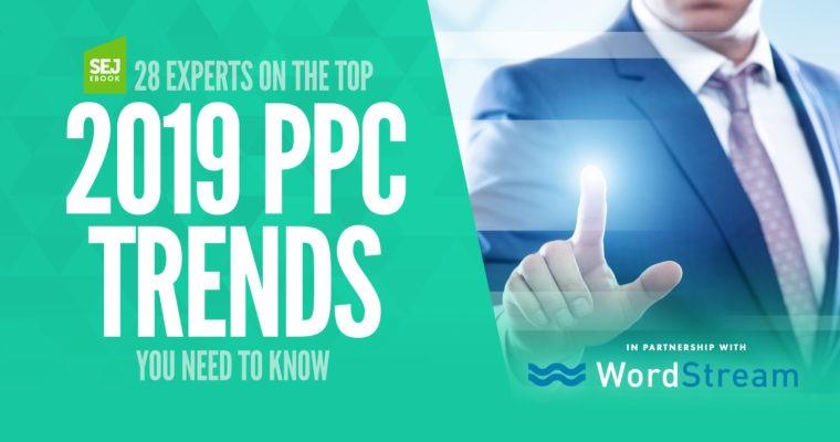 top 2019 ppc trends