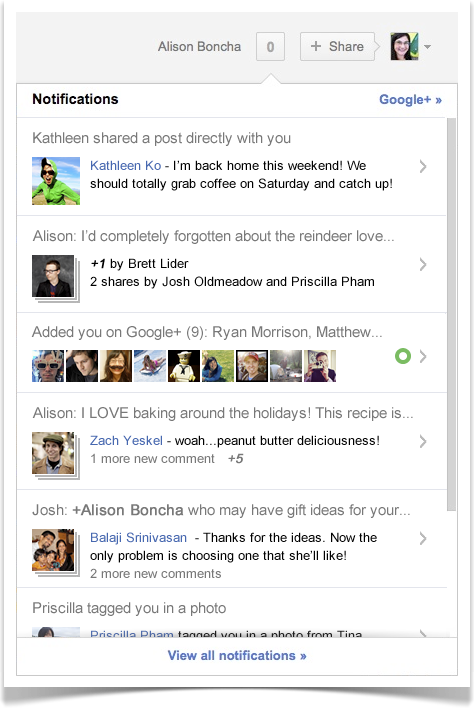 new features for google plus pages