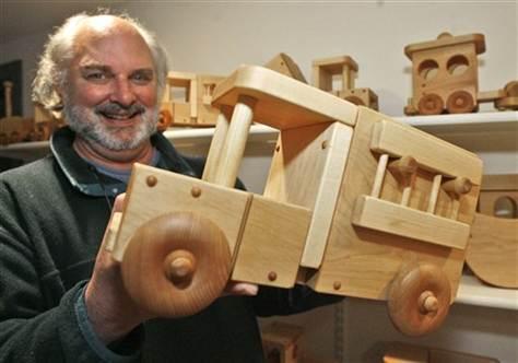 Niche Marketing Vermont Wooden Toys