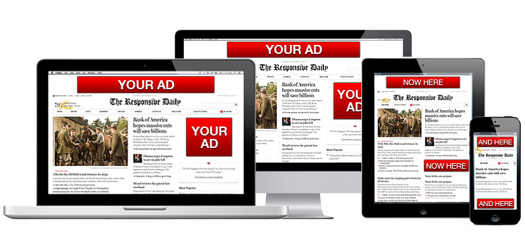 Online advertising costs display ad inventory