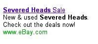 panda hits ebay